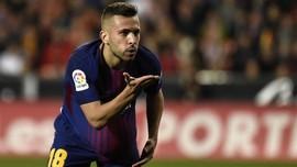 Setelah Messi, Giliran Alba Melawan Barcelona