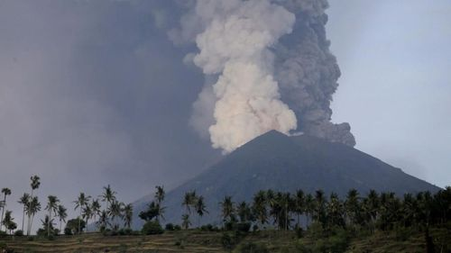 Erupsi Gunung Agung, Orang dengan Emfisema Harus Perhatikan Hal Ini