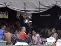 Jatim Siapkan Posko Pengungsi Korban Erupsi Gunung Agung