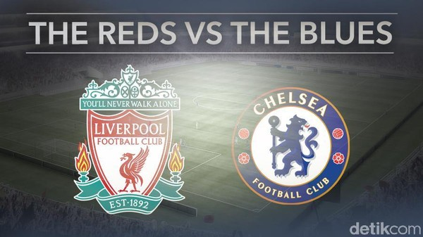 The Reds vs The Blues Tanpa Pemenang