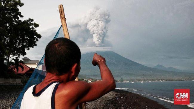 DJP Beri Kelonggaran Wajib Pajak Terimbas Erupsi Gunung Agung