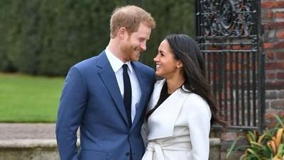Selamat! Harry & Meghan Rayakan Ulang Tahun Pertama Pernikahan