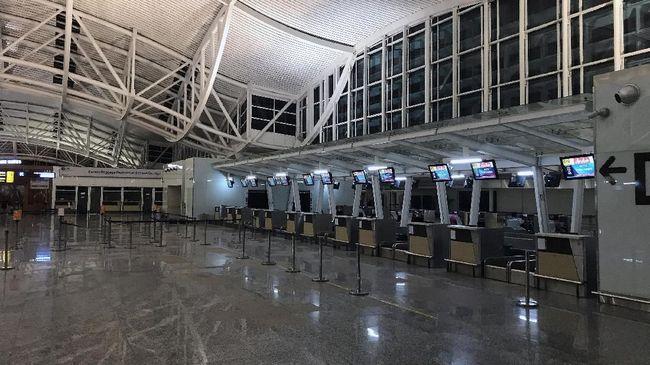 Bandara Internasional I Gusti Ngurah Rai, Bali, mulai mengoperasikan dua apron untuk mengakomodasi lalu lintas penerbangan jelang Forum IMF-World Bank 2018.