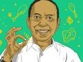 'Warisan' Bondan Winarno untuk Kuliner Indonesia