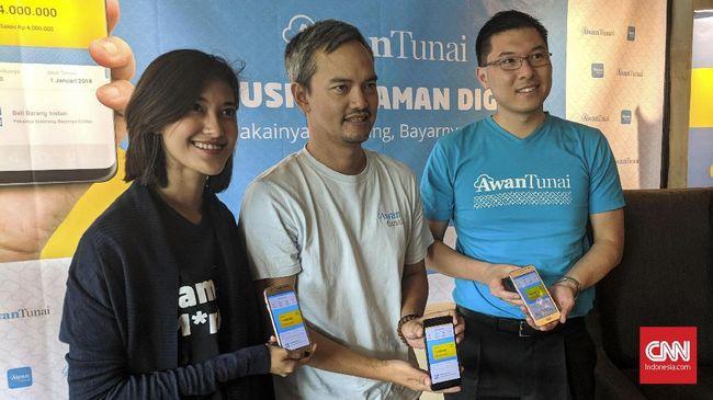 Platform peer to peer lending AwanTunai menyasar pengguna segmen menengah kebawah dengan nilai pinjaman sebesar Rp4 juta.