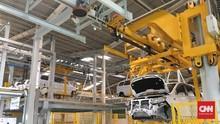 Pabrik Otomotif di RI Siap Kembali Beroperasi