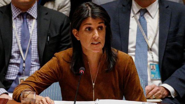 Presiden AS Donald Trump mengancam akan mencatat negara pendukung resolusi soal Yerusalem  di Majelis Umum PBB dan mencabut bantuannya.