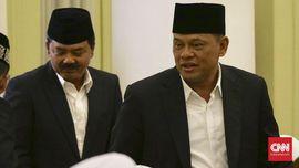 Gatot Nurmantyo Respons Positif Pertemuan Jokowi-PA 212