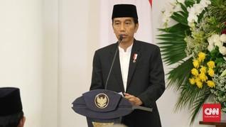 Jokowi: Bulan Puasa, Vaksinasi Muslim Dilakukan Malam Hari