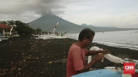 Ikut OJK, Bank Beri Kelonggaran Kredit Terdampak Gunung Agung