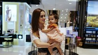 <div>Dan ini Yasmine bersama anaknya, Sera. (Foto: Instagram/yaswildblood)</div>
