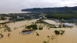 Jatim Alami 65 Bencana Hidrometeorologi di Januari, Banjir 49