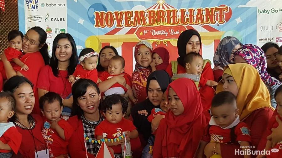 Begini Enaknya Ikut Komunitas Ibu-ibu yang Anaknya Seumuran