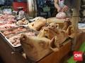 Beda Demam Babi Afrika Sumut-Bali dengan Flu Mematikan H1N1