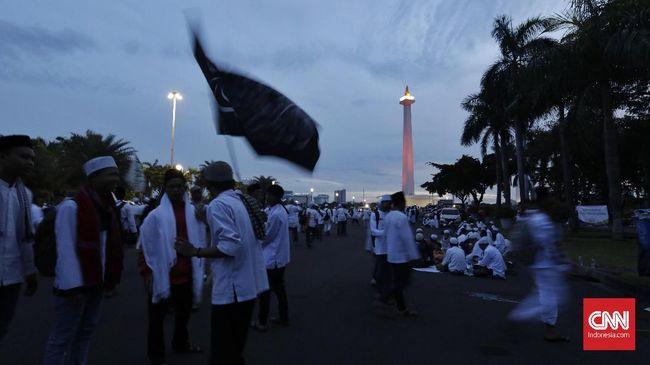 Hizbut Tahrir Indonesia (HTI) rupanya turut menjadi peserta dalam acara Reuni Akbar Alumni 212 yang digelar di Lapangan Monas pada Sabtu (2/12).