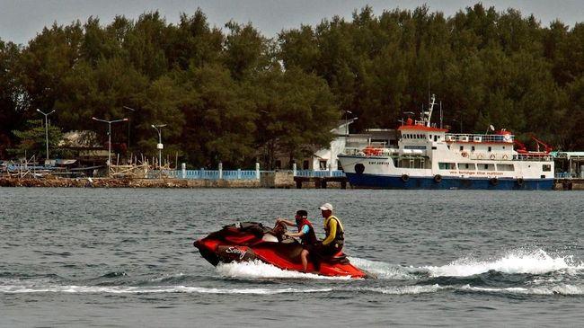 Diskon hotel sampai kegiatan wisata bahari bisa ditemui dalam pameran wisata Pulau Seribu di Mall Summarecon Bekasi.