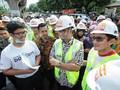 Tambah Ruang Ekspresi, Tiang Jalan Layang Jakarta Dipercantik