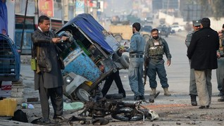 Serangan ISIS ke Penjara Afghanistan Menewaskan 3 Orang