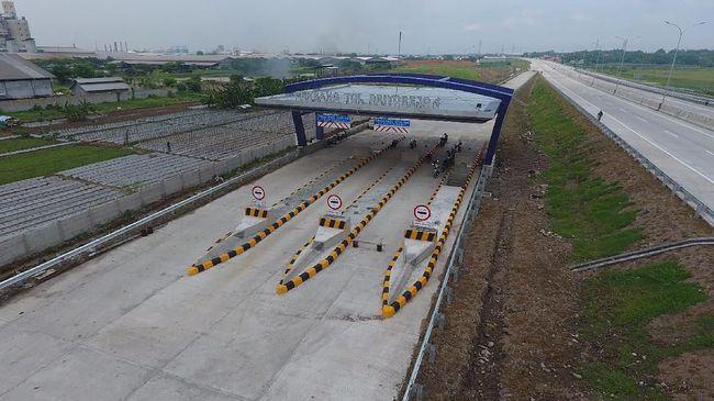 Dengan rampungnya ketiga seksi tersebut, maka Jalan Tol Surabaya-Mojokerto sepanjang 36,27 KM beroperasi penuh sebagai pelengkap Trans Jawa.