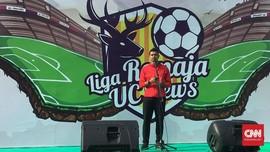 Teka-teki Bambang Pamungkas di Podium Juara Persija Terkuak