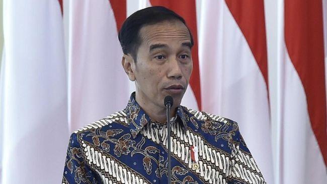 Jokowi Ingin Indonesia Kurangi Impor Obat