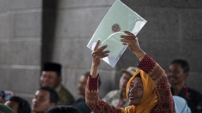 Sekretaris Jenderal Kementerian ATR/BPN Himawan Arief Sugotoada sekitar 126 juta bidang tanah di Indonesia. Tapi yang sudah bersertikat baru 72 juta bidang.