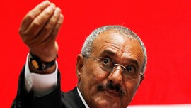 Mantan Presiden Yaman yang 'Menari di Atas Kepala Ular'