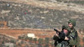 Tentara Israel Tembak Warga Palestina saat Lawatan Menlu AS