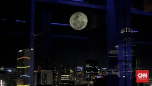 Alasan Bulan Menjauhi Bumi dan Dampaknya Bagi Manusia
