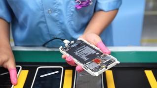 Jalan Panjang Kemerdekaan Industri Ponsel di RI