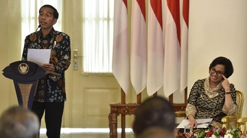 Jokowi Rogoh Kocek Rp25,7 Triliun untuk Kartu Sembako Murah