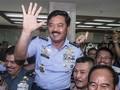 Tujuh PR Calon Panglima TNI Marsekal Hadi Tjahjanto