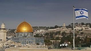 Serbia Bakal Buka Kedubes di Yerusalem