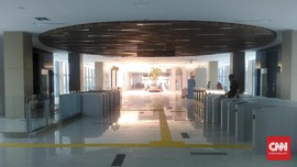 Mengintip Fasilitas Stasiun Keberangkatan Kereta Bandara