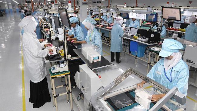 Sat Nusapersada menyebut bahwa Pegatron akan mengirim mesin produksi yang ada di pabrik mereka di China ke Batam