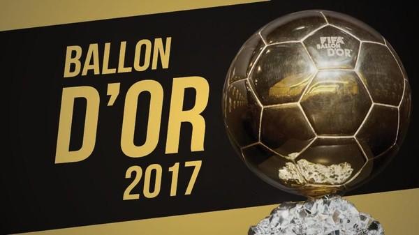 Ballon d'Or 2017 Milik Ronaldo