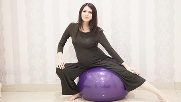 Cerita Donita Jadi 'Wanita Kresek' di Kehamilan Kedua
