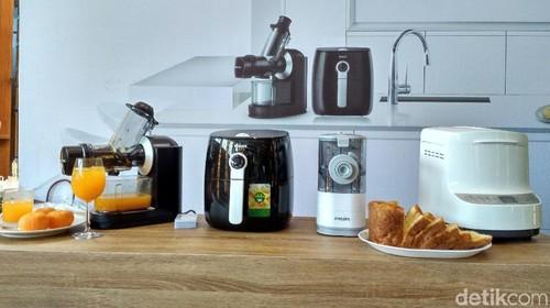 Masakan Rumah Kini Makin Gampang  Dibuat dengan Alat Masak Canggih