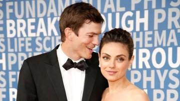 Cerita Ashton Kutcher dan Mila Kunis Soal Warisan untuk Anaknya