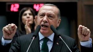 Erdogan Buka Suara Usai Dikecam soal Hagia Sophia