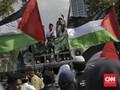 Perwakilan Massa Aksi Soal Yerusalem Tak Ditemui Dubes AS