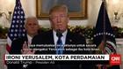 Pengakuan AS Atas Ibu Kota Israel