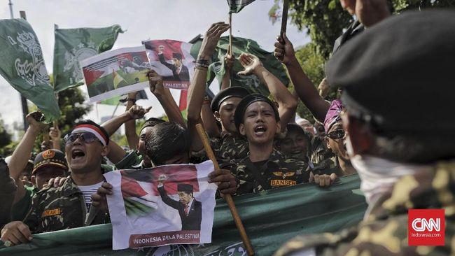 Akibat Dubes AS tak menemui massa aksi solidaritas Yerusalem, massa NU menyatakan akan melakukan aksi kembali di depan Kedubes AS di Jakarta.