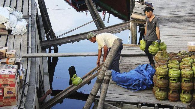 Survei Indikator: Ekonomi Rumah Tangga Membaik di Era Jokowi