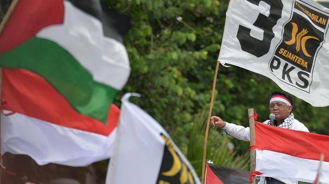 PKS, PAN dan Hanura Terancam Tak Lolos Ambang Batas Parlemen