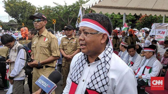 Presiden PKS Sohibul Iman mengapresiasi langkah Presiden Joko Widodo dalam menyikapi pengakuan Yerusalem sebagai Ibu Kota Israel oleh Amerika Serikat.