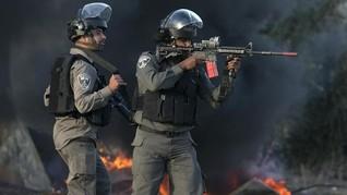 Polisi Israel Tembak Mati Warga Palestina Berkebutuhan Khusus