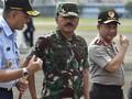 Panglima TNI dan Kapolri Blusukan Pantau Gereja di Jakarta