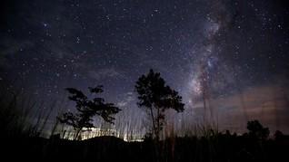 18 Fenomena Langit Juli: Gerhana Bulan Hingga Hujan Meteor