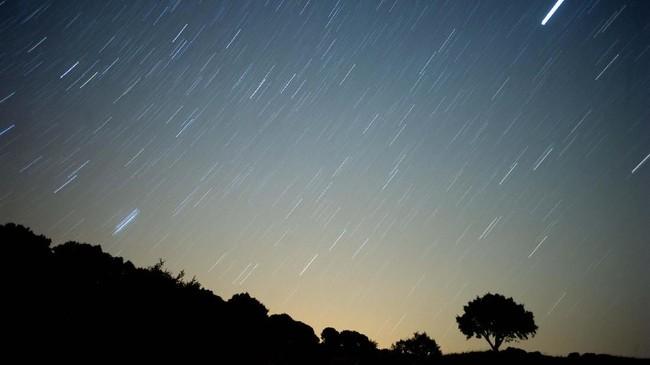 Fenomena Langit Akhir Juli 2021, Ada 2 Puncak Hujan Meteor